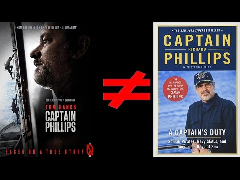 Captain Phillips | Based on a True Story