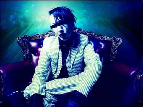 Marilyn Manson  Spade High Quality