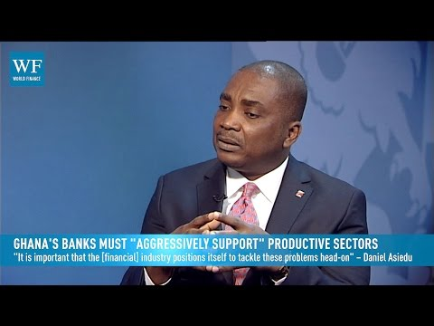"Ghana's banks must ""aggressively support"" productive sectors 