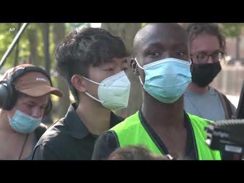 SENETA KAMALA HARRIS AZUNGUMZA JINSI ATAVYOSHIRIKIANA NA JOE BIDEN PUNDE WATAKAPOCHAGULIWA from YouTube · Duration:  2 minutes 44 seconds