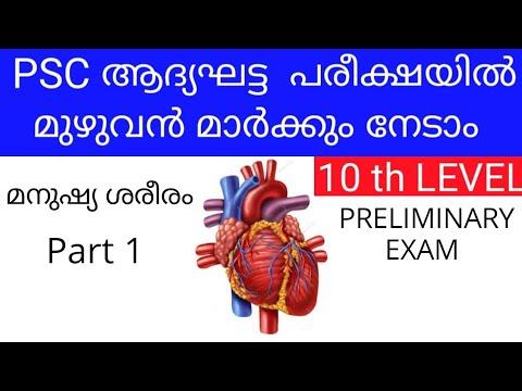 ?????? ????? Part 1 Kerala psc 10th LEVEL PRELIMINARY EXAM ! CARMEL ACADEMY PSC GK ! LDC LGS