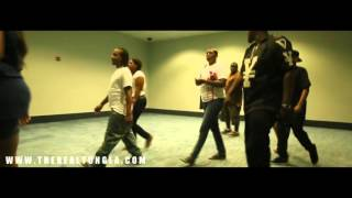 TheRealYungLA performance @ the Banksale 2015