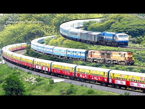 The Last days of Diesel Trains | Bangalore - Mysore | Indian Railways