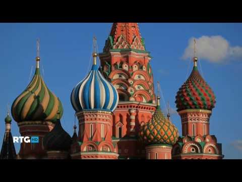 Смотреть Прогулка по Москве онлайн