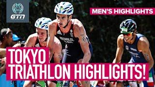 Tokyo 2020 Men's Triathlon Highlights