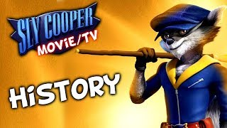 The Whole Sly Cooper Movie/TV Show Situation - History Of ''Updates'' & When To Expect A Trailer