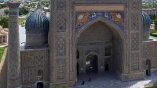 قصة قتيبه بن مسلم مع اهل سمرقند 'علي القرني'360p