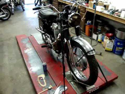 Magneto Issues with 1967 Matchless G80CS by Randy