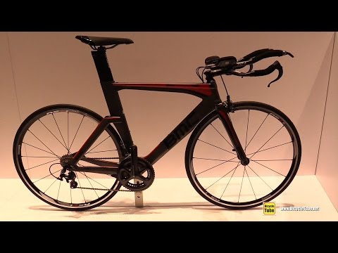 2016 BMC Timemachine TM02 Aero Series Triathlon Bike - Walkaround - 2015 Eurobike