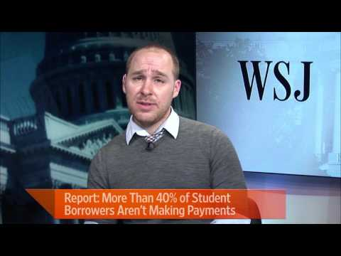 40% of Americans Aren't Repaying Their Student Debts