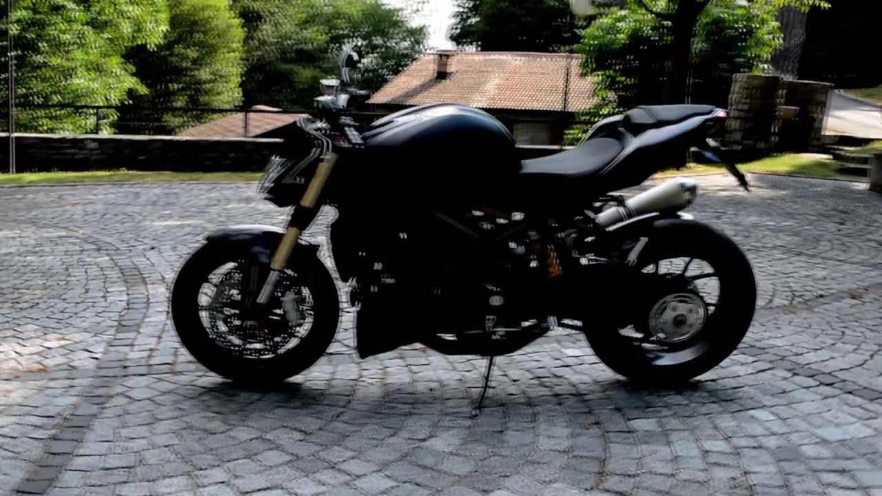 Ducati Streetfighter 848 Black Accessories