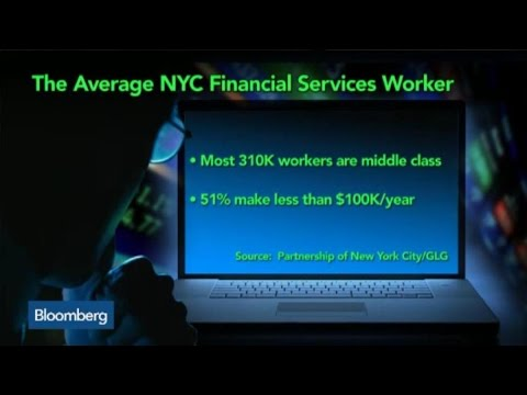 Just How Important Is Wall Street to NYC?