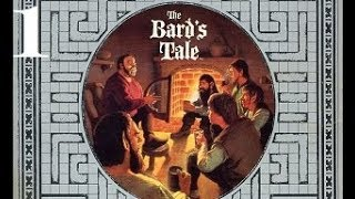 Let's Play - The Bard's Tale I (Remastered) - 1