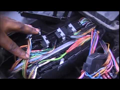 mercedes benz 7226 conductor plate and tcm problem  YouTube