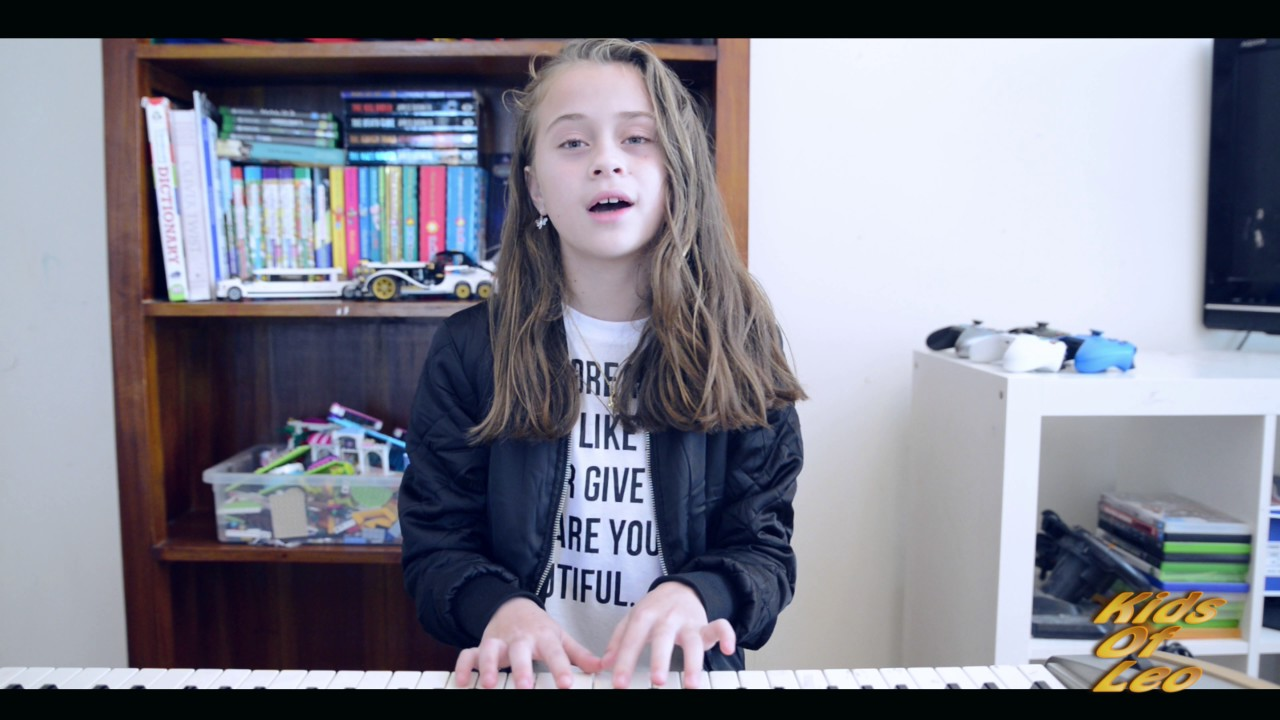 Sia-Chandelier Raein 11 LIVE COVER Kids Of Leo - YouTube