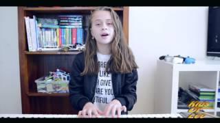 Sia-Chandelier Raein 11 LIVE COVER Kids Of Leo