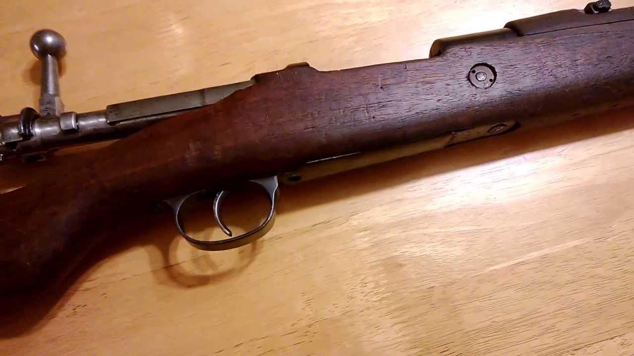 K Kale Turkish Mauser Overview
