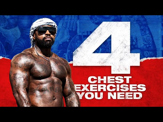 A steroid copycat? 4 Chest exercises you need @Mike Rashid
