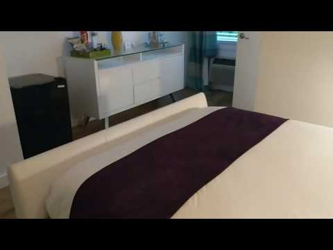 Shelley Hotel Room Review - South Beach, Miami