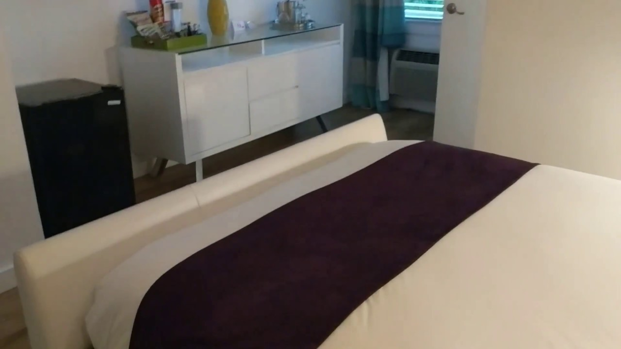 Shelley Hotel Room Review South Beach Miami
