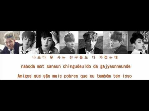 [LEGENDA PT-BR] BTS - Spine Breaker (Color Coded Lyrics) [Hangul/Romanização/Português(BR)]