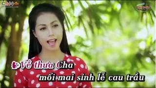 Karaoke Duyên Thầm - chờ feat Mai Vịt