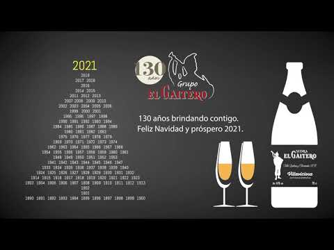 VÍDEO Sidra El Gaitero, 130 años brindando contigo