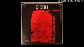 Blue Phantom Diodo Orig 45 70 S Italy Library Monster Psych Fuzz