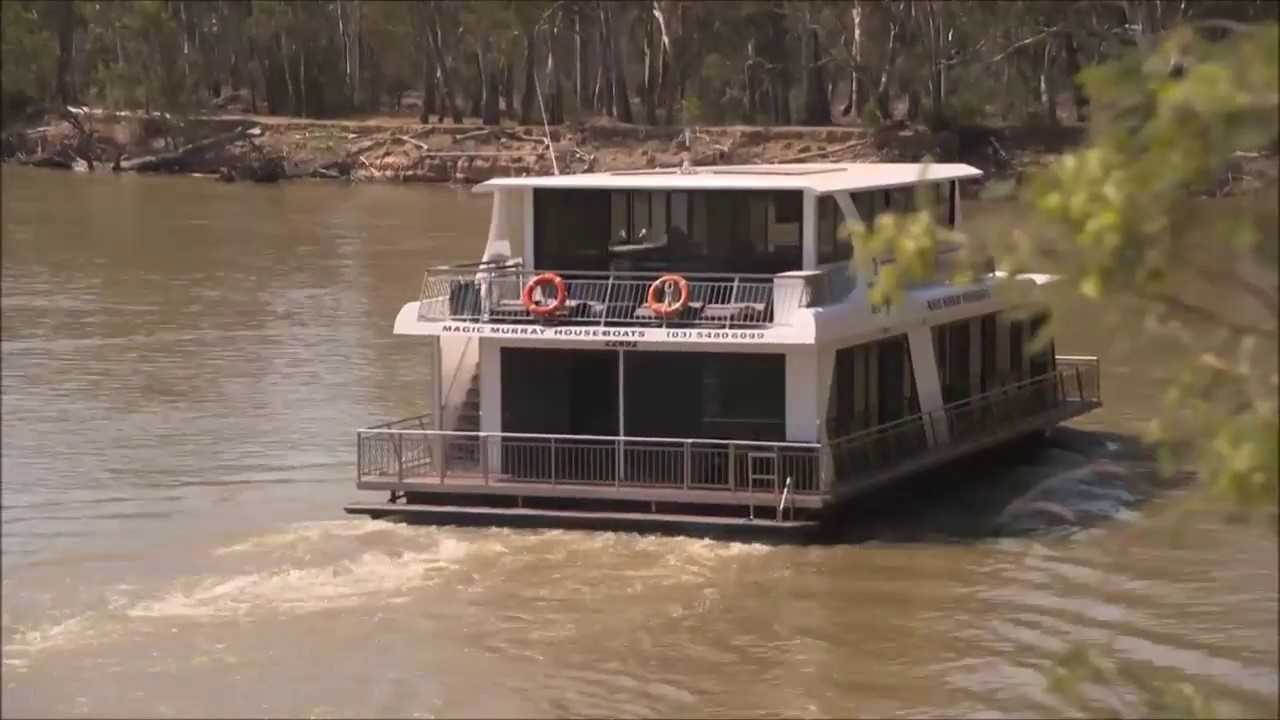 Image result for Echuca Magic Murray Houseboats