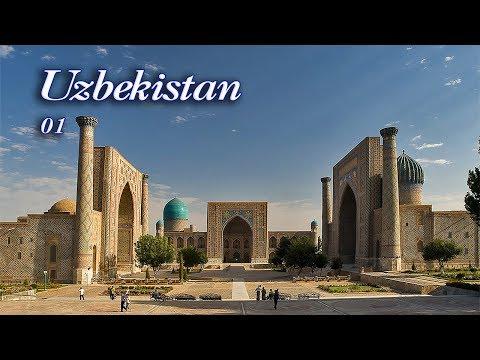Uzbekistan 01 (Samarkand) - travel