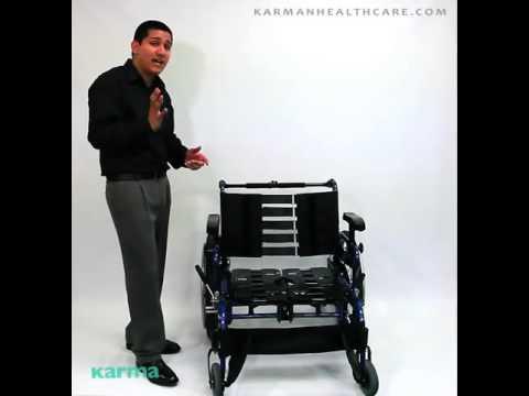 Heavy Duty BT10 Bariatric Wheelchair