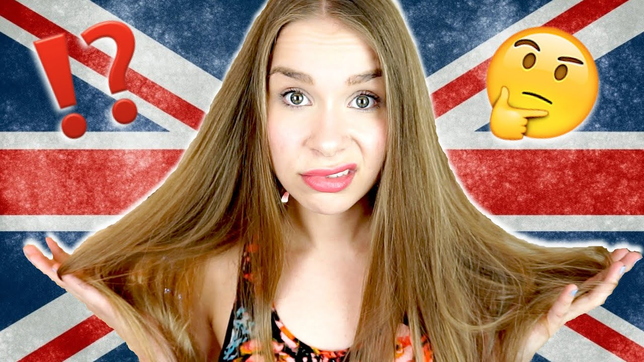 Weird Things About British People I Will Never Understand Youtube