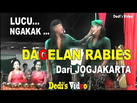 DAGELAN RABIES & WISKY😃🤣 Lucu Sekali Pokoknya Ngakak Dech...dari Jogjakarta