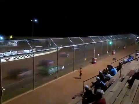 Swainsboro Raceway 8/19/17 Zaxby Create Late Model