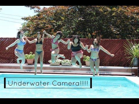 Underwater Camera! / Smorgasburg Vlog