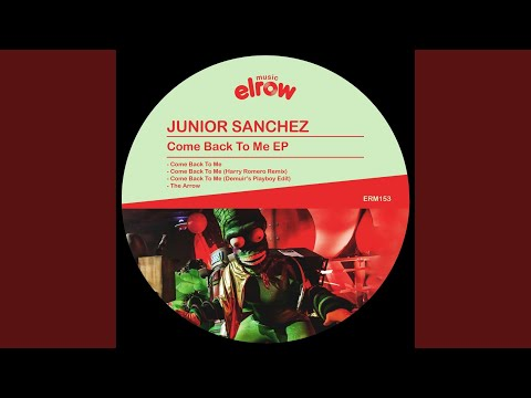 Junior Sanchez - Come Back to Me mp3 baixar