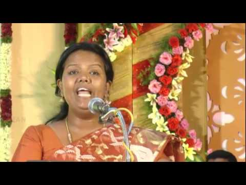 Tamil - Lovely Language - Cute Expressions by Sultana Parveen