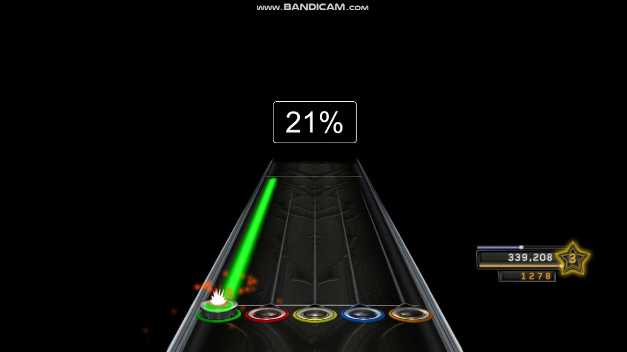 Clone Hero Song Gameplay: Master of Puppets (Metallica ...