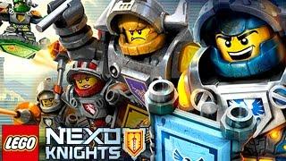 НОВЫЕ НЕКСО ЩИТЫ ! Lego Nexo Knights Игра про Мультики Лего Нексо Найтс на русском языке
