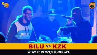 Bilu  Kzk  WBW 2019 Częstochwa (freestyle rap battle)
