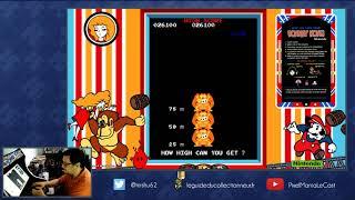 [FR] Arcade Perfect - la trilogie Donkey Kong
