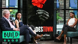 """Amber Gray & Patrick Page Talk About Their Tony-Nominated Musical, """"Hadestown"""""""