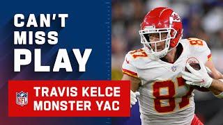 2nd Half No Defense Just Vibes | Travis Kelce Touchdown