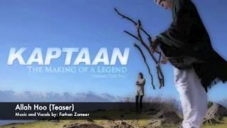 Download Hindi Video Songs - Allah Hoo (Teaser) - Kaptaan