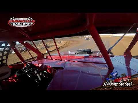#00 Cody Jolly - B-Mod - 3-16-19 Springfield Raceway - In Car Camera