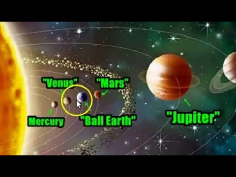 CBS News Footage of Mercury & Venus at Night Destroys The Globe Model - Flat Earth & Firmament Truth