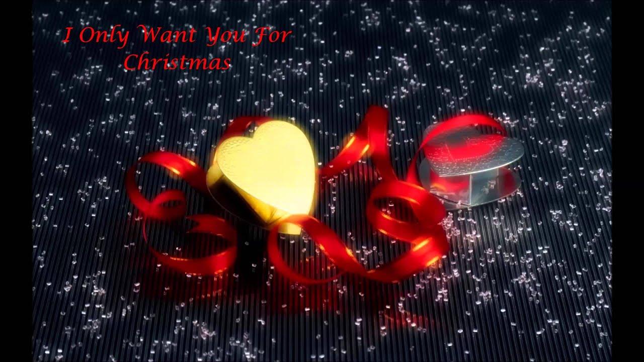 ALAN JACKSON - I Only Want You For Christmas - YouTube