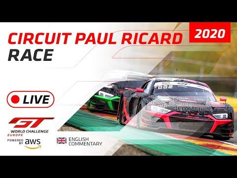 MAIN RACE - 1000K PAUL RICARD - GTWC EUROPE 2020 - ENGLISH