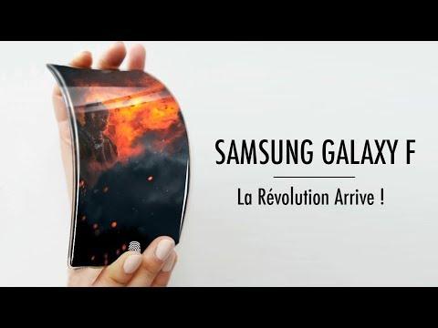 Samsung Galaxy F - Voici son Portrait-Robot !
