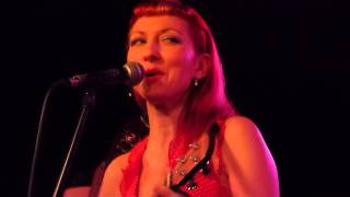 Vix & Her MsChiefs - Fame Is Your Driver - The Doghouse, Nottingham - 7th March 2015